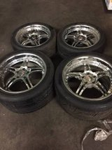 corvette tires and rims in Orland Park, Illinois