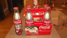 2006 Holiday Coca-Cola 6 pack in Perry, Georgia