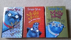 Molly Moon 3 book series - Hardcover w/ Book Jackets in Naperville, Illinois