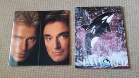 Siegfried and Roy Show Program - Mirage- Las Vegas in Aurora, Illinois
