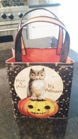 Halloween Bag Decoration - Metal in Bolingbrook, Illinois