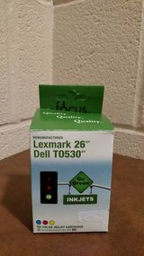 Monoprice MPI Compatible Lexmark 26 (10N0026) / Dell T0530  Inkjet (T=40/6) in Fort Campbell, Kentucky