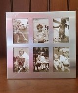 6 Frame Silver Picture Holder 2 x 3 in Orland Park, Illinois