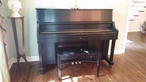 Piano- Kawai Upright Satin Ebony UST-9 - 2 Years Old in Bolingbrook, Illinois