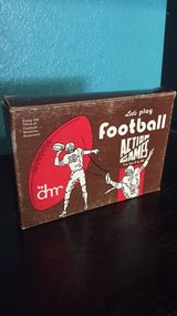 let's play football action games by dmr two players or two teams card game in 29 Palms, California