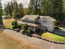HORSE PROPERTY: 20-Acres, 5 BR Home + 2nd Home in Tacoma, Washington
