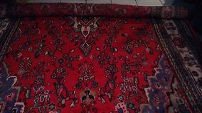 Large Vintage Hand Knotted  Persian Area Rug/Carpet in Houston, Texas