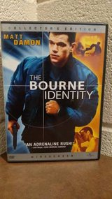 The Bourne Identity (Widescreen Collector's Edition) in Clarksville, Tennessee