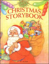 RARE 1993 Christmas Storybook Hard Cover Children's Age 4 - 8 Years in Plainfield, Illinois