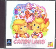 RARE Vintage 96' Candy Land Adventure CD - Rom Educations PC Game in Joliet, Illinois