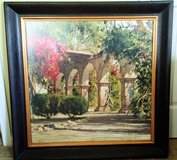 Framed Picture of arches in Beaufort, South Carolina