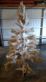 6' Artificial White Christmas Tree in Clarksville, Tennessee