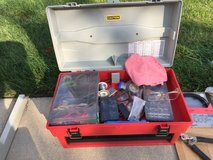 Tool Box, Includes Everything Inside, Great Condition in Oswego, Illinois