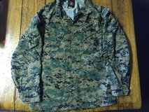 navy woodland marpat combat blouse mccuu m/l in 29 Palms, California