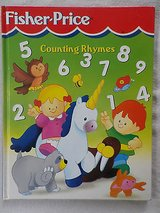 RARE 1998 Fisher Price Counting  Rhymes in Oswego, Illinois