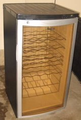 Haier 30 Bottle Wine Cellar - Lock & LED Readout in Bolingbrook, Illinois