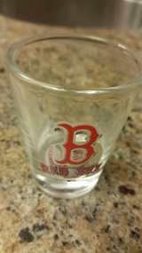 Boston Red Sox Collector shot glass in Camp Pendleton, California