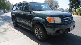 2003 Toyota Sequoia LTD 4WD Leather Roof Tow Pkg in Camp Pendleton, California