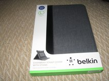 new samsung galaxy note 10.1 belkin chambray strap cover with stand in Camp Lejeune, North Carolina