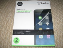 belkin trueclear transparent screen protector for ipad air and air 2 in Camp Lejeune, North Carolina