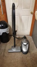 Tri Star Canister Vacuum in Hopkinsville, Kentucky