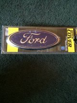 Ford Hitch Cover (new in package) in Warner Robins, Georgia