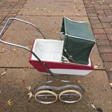 vintage early 1960's doll stroller/baby buggy in Naperville, Illinois