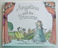 American Girl Angelina and the Princess Girls Hard Cover Book in Plainfield, Illinois