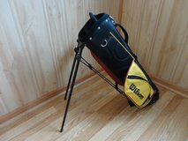 Wilson Rookie Tour Golf Bag 29'' High ,Professional Style.. in Plainfield, Illinois