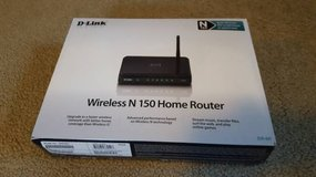 D-Link Wireless N 150 WiFi Router Like-New in Naperville, Illinois