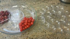 New appetizer/relish tray in Camp Pendleton, California
