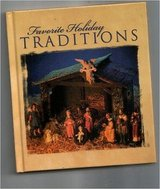 Favorite Holiday Traditions * Christmas * Hard Cover Book in Oswego, Illinois