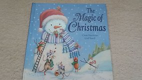 The Magic of Christmas Hard Cover Book in Joliet, Illinois