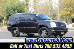 2012 GMC Yukon Denali Black in Camp Pendleton, California