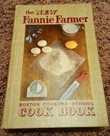 Vintage 1951 The New Fannie Farmer Boston Cooking School Cook Book in Chicago, Illinois