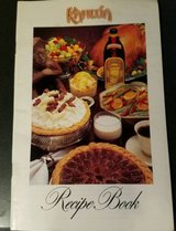Vintage 1986 Kahlua Recipe Book in Morris, Illinois