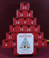 Starbucks Christmas Tree Advent Calendar 2007 w Protector in Orland Park, Illinois