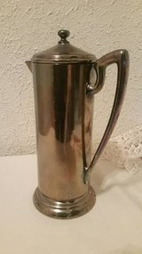 Vintage rare Silverplated tea/coffee pot in Camp Pendleton, California