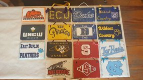 Hand Painted Slate Plaques in Camp Lejeune, North Carolina