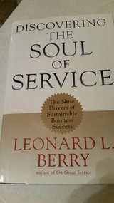 Discovering the Soul of Service book in Camp Pendleton, California