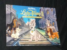Disney's Lady and the Tramp II Set of 4  Lithographs in Naperville, Illinois