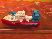 Vintage 2000 mattel matchbox hovercraft mbx coast guard toy boat vessel car COLLECTIBLE in Chicago, Illinois