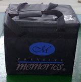 Creative Memories  Tote with Hanging File Folders and Zipper Lid in Chicago, Illinois