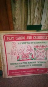 antique carom board in Fort Knox, Kentucky