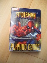 2003 marvel spiderman playing cards bicycle complete excellent spider man nm in Joliet, Illinois