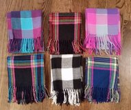 Scarves - Winter Plaid - New in Aurora, Illinois