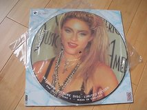 madonna: interview picture disc lp (uk, pic disc, pvc sleeve) rock & pop in Naperville, Illinois