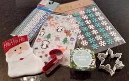 Winter Stickers, Pencils, Cookie Cutters, Grow Your Own White Flowers in Plainfield, Illinois