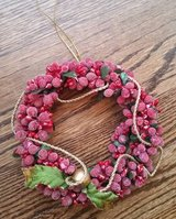 Wreath - Small Red Berries in Glendale Heights, Illinois