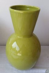 Crate and Barrel Vase - Green in Glendale Heights, Illinois